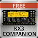 KX3 Companion FREE Ham Radio Icon