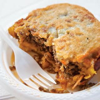 Piononos (Fried Plantain Meat Pies)
