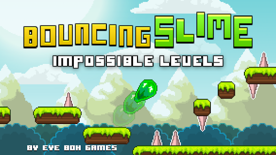 Bouncing Slime Impossible Game