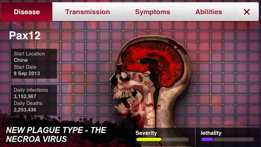 Plague Inc. 1.15.3 Screenshots 3