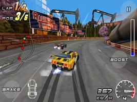 Screenshot of Raging Thunder 2 - FREE