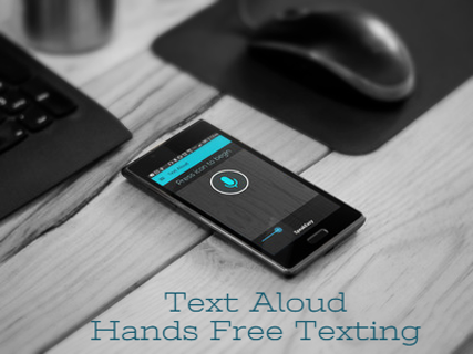 【免費通訊App】Text Aloud - Hands Free-APP點子