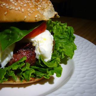 Burrata Burger