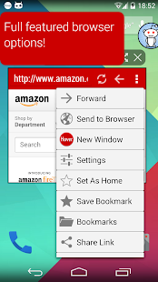 Hover Browser Screenshot 3