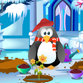 Penguin Game - Frozen Garden