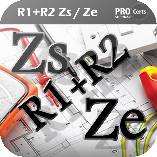 R1+R2 Zs Calculator