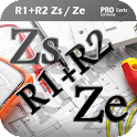 R1+R2 Zs Calculator icon