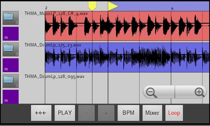 ReLoop Loop Sequencer v2.0.6 Apk Zippy