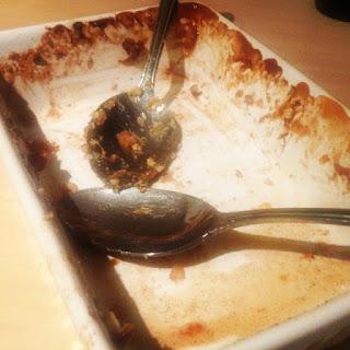 Mince Pie Crumble