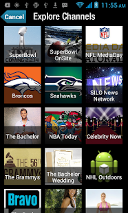 Silo - Photo Channel Network - screenshot thumbnail