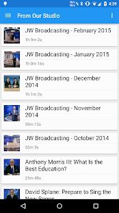 Cast for Broadcast - AppRecs