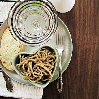 Hearty Mushroom Bolognese