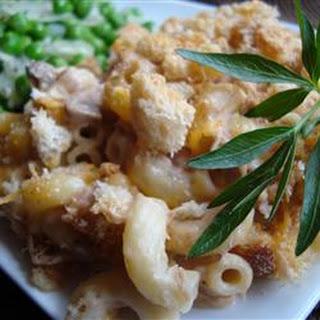 Cheese Lover's Tuna Casserole