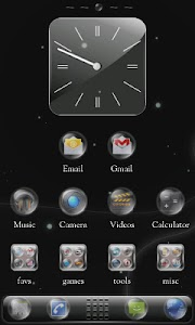 Equinox Sphere Go Theme screenshot 0
