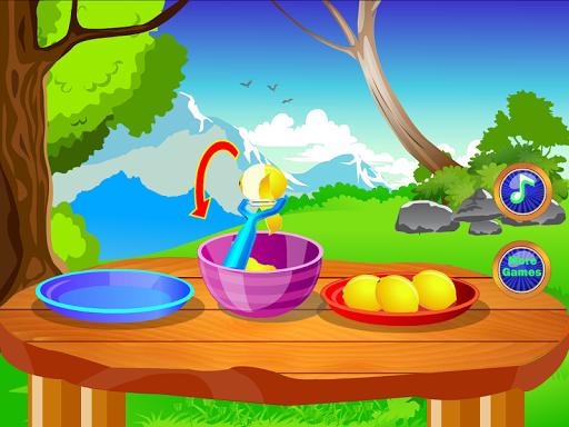 檸檬薄荷烹飪遊戲