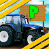 Farm Tractor driving simulator