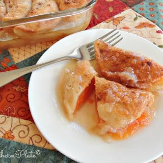 Sweet Potato Dumplings.