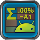 e-Droid-Cell Pro Spreadsheet icon