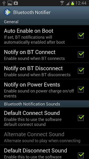 【免費通訊App】Bluetooth Notifier-APP點子