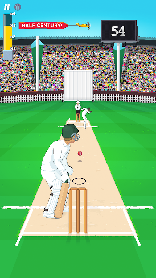 Mighty Cricket- screenshot
