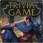 League Of Legends Trivia Game