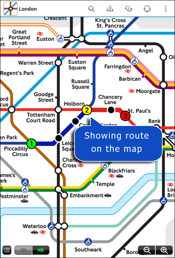 London Underground - screenshot