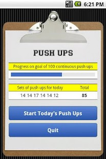 Push Ups - screenshot thumbnail