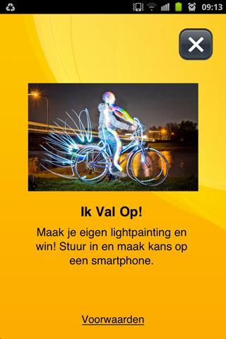 Ik Val Op!- screenshot