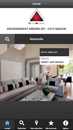 Agence immobilière Côté Maison