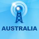 tfsRadio Australia logo