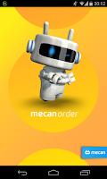 Screenshot of MeCanOrder