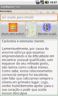 CaôMaster - gerador de caôs - screenshot thumbnail