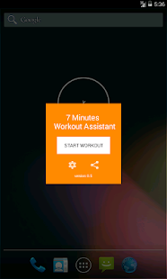 7 Minutes Workout Assistant - screenshot thumbnail
