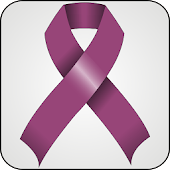 Purple Ribbon doo-dad