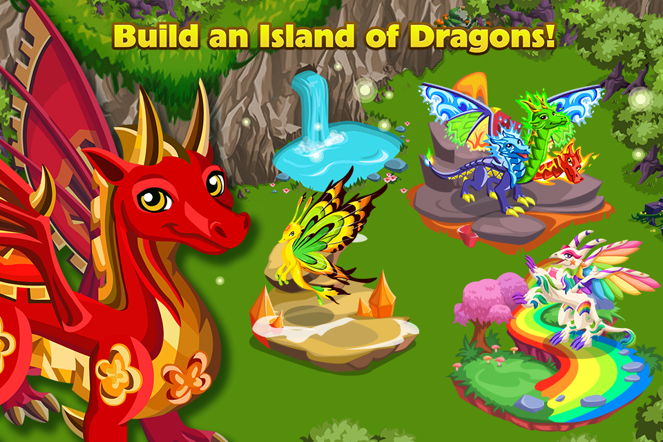 can you play dragon story online