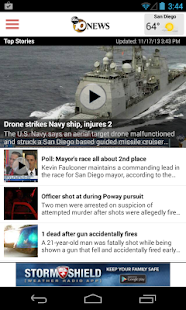 10News San Diego - screenshot thumbnail