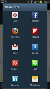 Where is ... ? screenshot