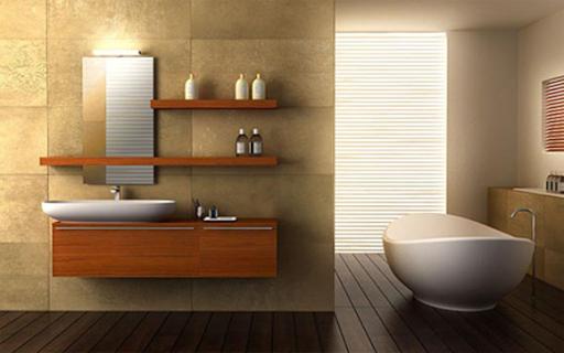 Home Design - Bathroom Ideas