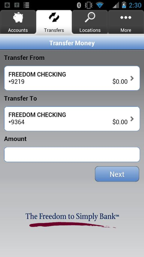 CCF Mobile- screenshot