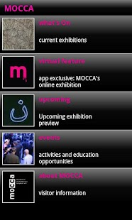 MOCCA, Toronto - screenshot thumbnail