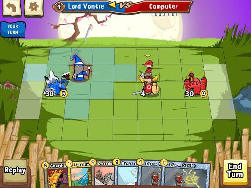 【免費策略App】Cards and Castles-APP點子