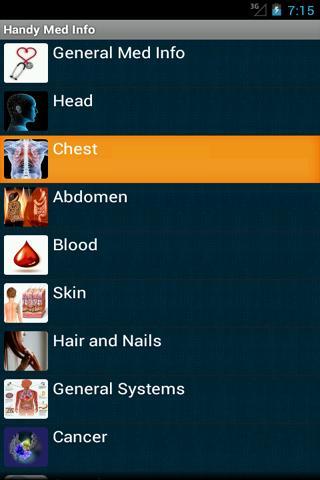 Handy Med Info HMI Trial