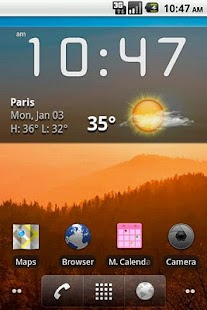 witiz weather premium - screenshot thumbnail