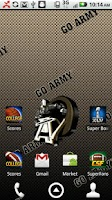 Screenshot of Army Live Wallpaper HD