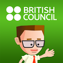 Learn English with Johnny Grammar's Word Challenge icon