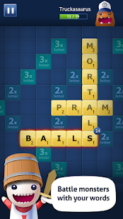 Words With Monsters- screenshot thumbnail