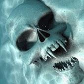 Skull Animated Live Wallpaper