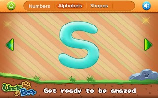 Screenshot of Line Game for Kids:ABC/123