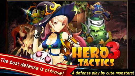 Hero TacTics3 with BAND