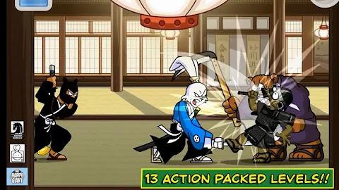 Usagi Yojimbo:Way of the Ronin Screenshot 2